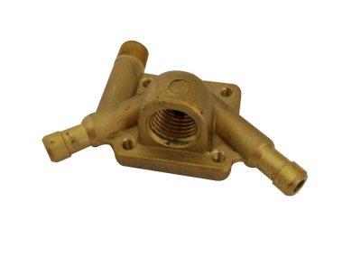 Forging brass